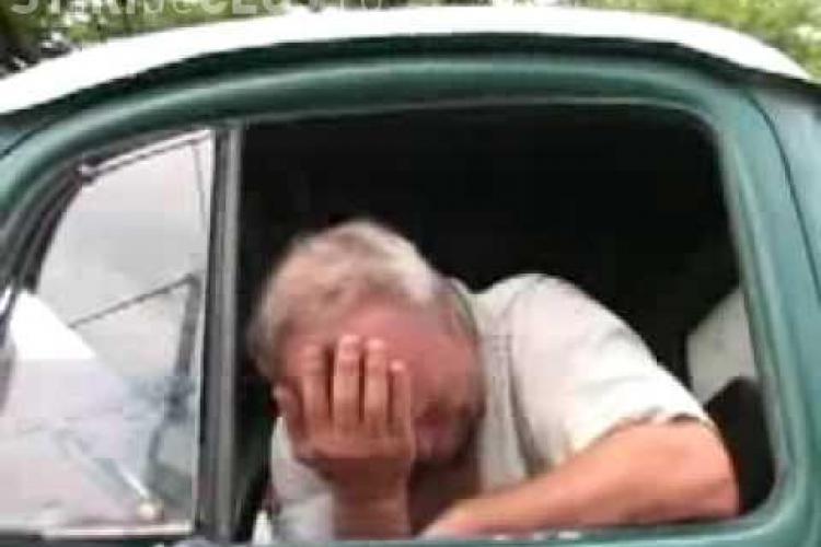 Sofer mort de beat, cu 3 la mie alcool in sange, a produs un accident in Mihai Viteazu