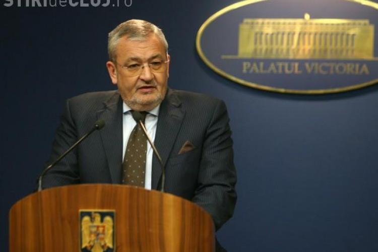 Sebastian Vladescu: Bugetul pe 2011 permite cresterea salariilor cu 10%