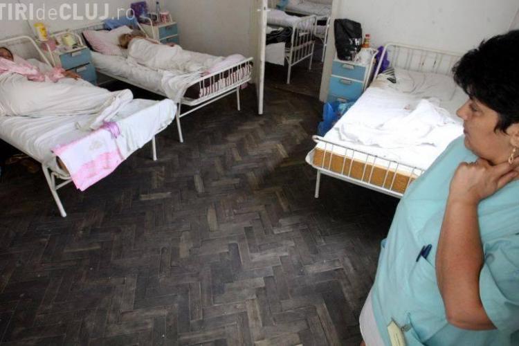 25 de copii cu varste de pana la 10 ani au fost internati la Cluj, dupa aparitia unui focar de hepatita A