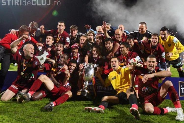 CFR Cluj, pe locul 71 in topul celor mai bune cluburi din lume. Vezi AICI clasamentul IFFHS!