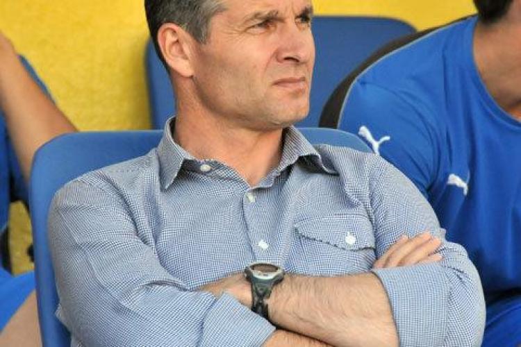 Florian Walter il vrea pe Sabau antrenor la U Cluj