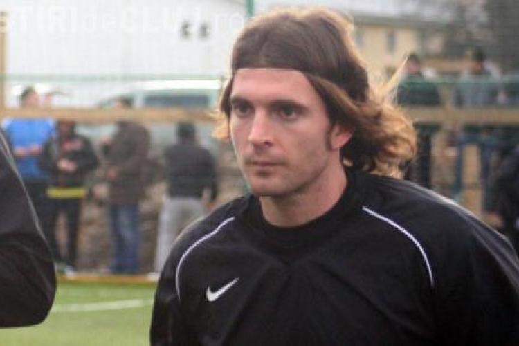"""Acosta, mijlocasul de la U Cluj: """"Nu suntem afectati din cauza infrangerii cu Steaua"""""""