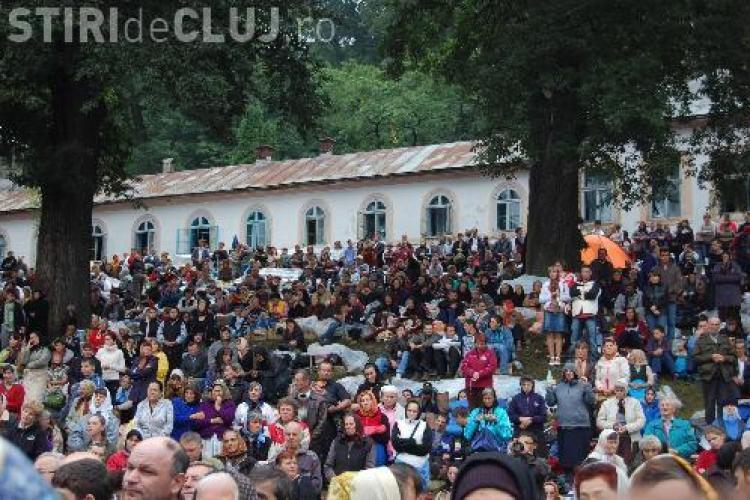 Manastirea Nicula: Zeci de mii de pelerini sunt asteptati in weekend a sarbatoarea Adormirii Maicii Domnului