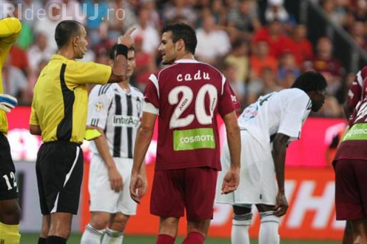 """CFR Cluj cere excluderea centralului Craciunescu Jr. Muresan: """"Voi face memoriu pentru prima data in viata mea"""""""
