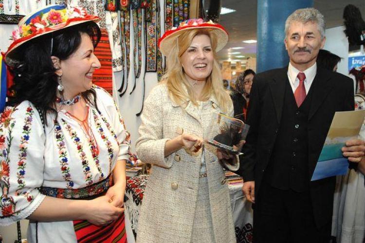 Brandul turistic al Romaniei, lansat de Udrea la Shanghai