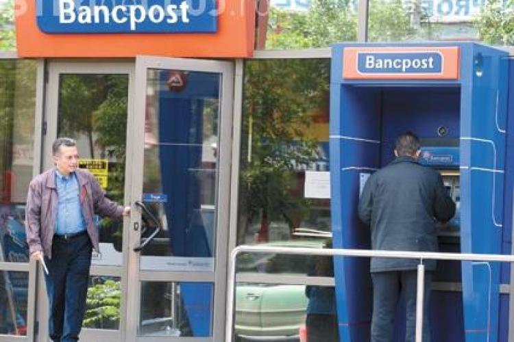 """Bancpost raspunde acuzatiilor de hartuire telefonica: """"Un client care inregistreaza peste 60 de zile depasire va fi sunat mai des"""""""
