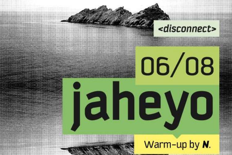 DJ JAHEYO incinge atmosfera astazi in RAUM Club, de la ora 21.00