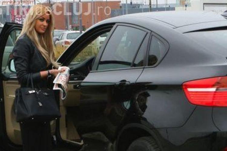 Bianca Dragusanu a ramas fara carnet pentru trei luni!