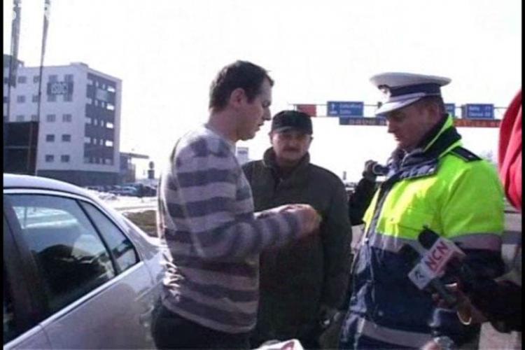 Politistii sunt astazi cu ochii pe DN 1, intr-o campanie care vizeaza reducerea accidentelor rutiere