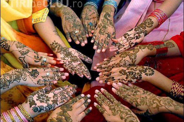 Tatuajele cu henna sunt periculoase