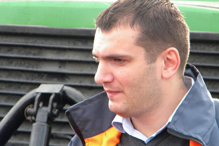 """Directorul Rosal Cluj, Sergiu Hossu, atacă Consiliul Județean Cluj: """"Municipiul e în gunoi din cauza lor"""""""