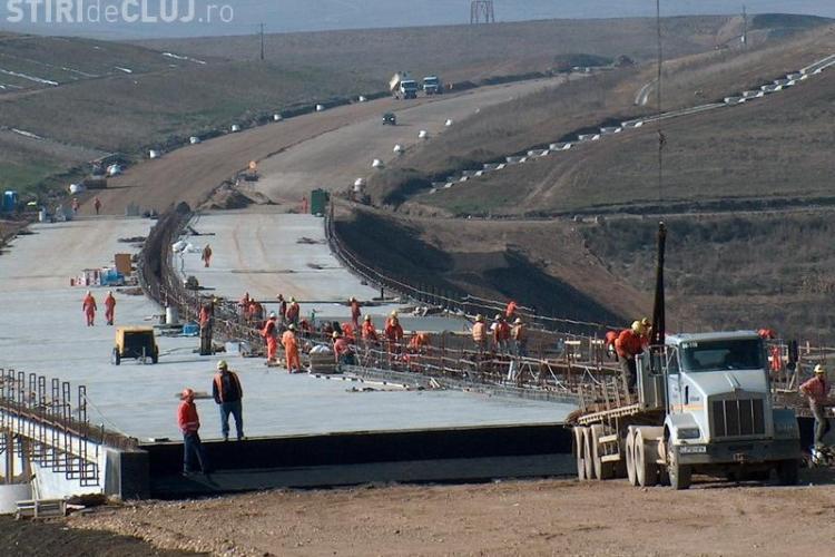Câţi kilometri de autostradă vor fi gata în 2013. De Autostrada Transilvania nu se spune nimic