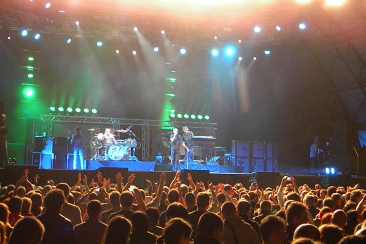 Deep Purple, show cu 15.000 de fani pe Cluj Arena - Galerie FOTO