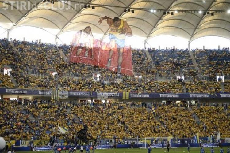 FINALĂ CUPA ROMÂNIEI: În tribune au fost 30.000 de ploieşteni și numai 300 de clujeni