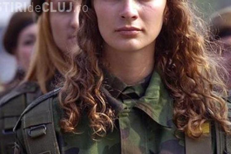 România, prima în topul tărilor cu cele mai frumoase femei soldat