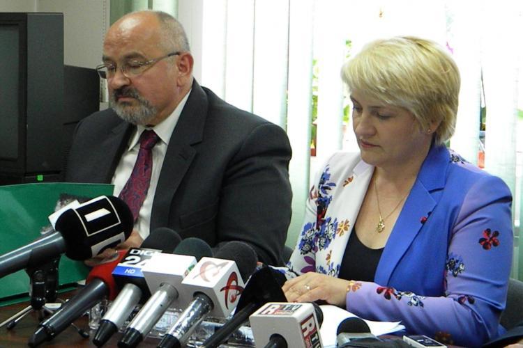 Ministrul Pădurilor s-a făcut de RÂS la Cluj. Știri de Cluj a informat-o cum se duc inspectorii silvici la concursuri de schi pe banii mafiei lemnului