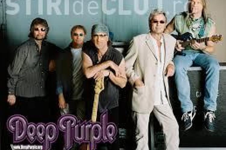 Deep Purple ajunge la Cluj-Napoca joi, 6 iunie. Ce pretenții au artiștii?