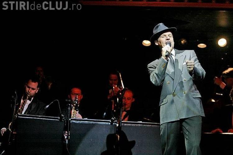 Sosia lui Frank Sinatra va cânta în premieră la Cluj-Napoca - FOTO