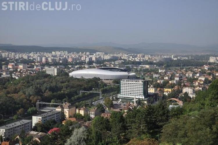 Poliția iese în trafic la concertele Deep Purple și UB 40. Străzi sunt închise în jurul Cluj Arena