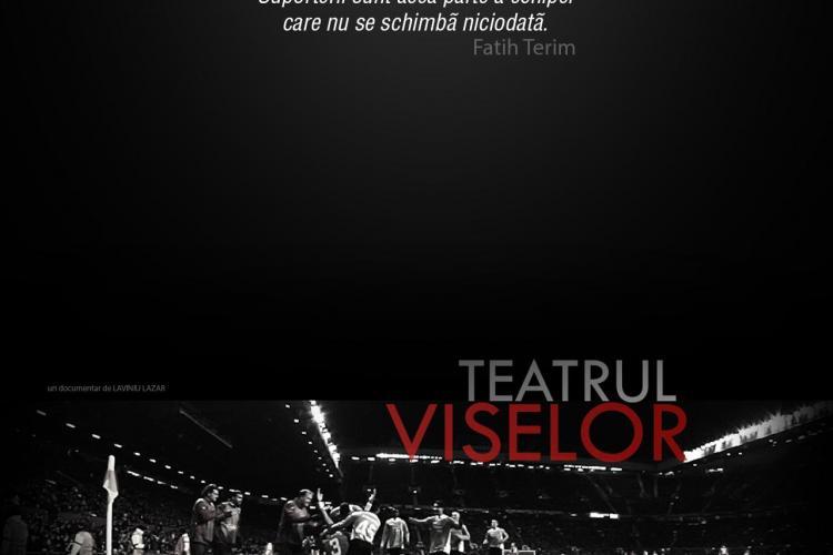 TIFF 2013: Premiera Teatrul viselor, un film despre CFR Cluj și Champions League - VIDEO