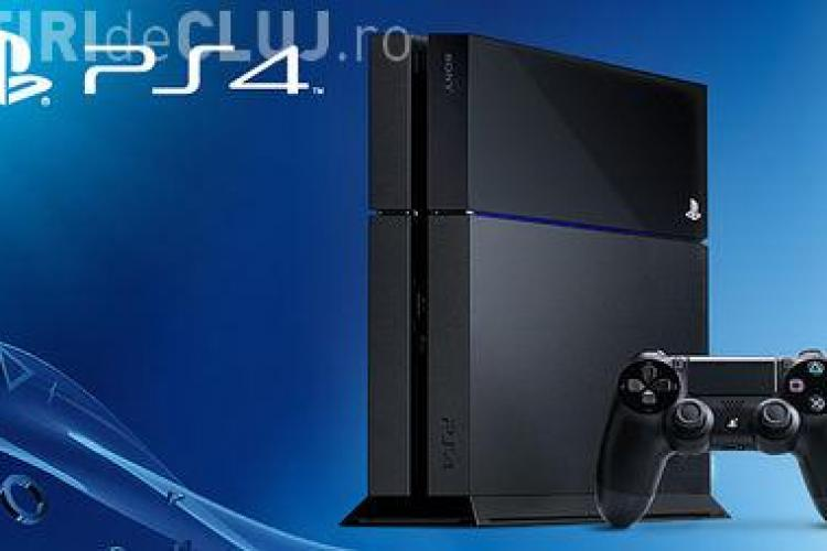 Sony a lansat PlayStation 4. Cât costă și ce dotări are consola - FOTO