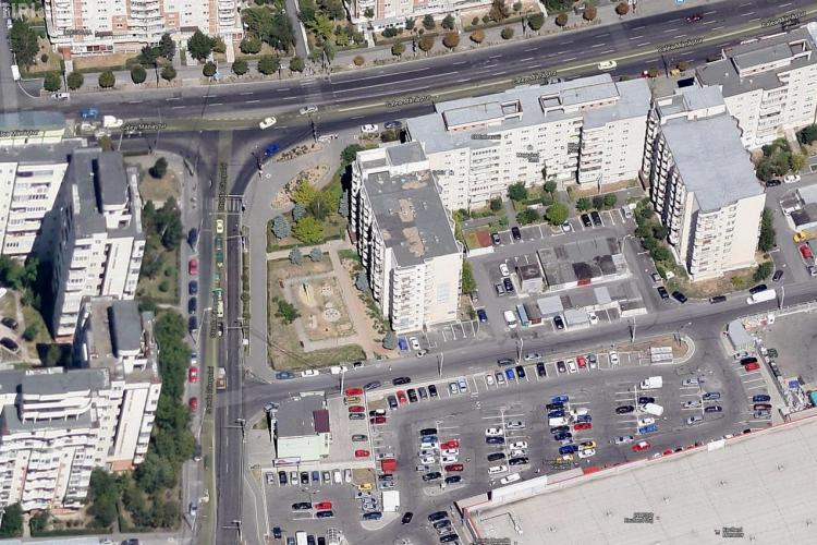 Un clujean din Mănăștur se plânge că nu mai poate ajunge acasă cu mașina, din cauza schimbărilor de trafic de pe strada Câmpului