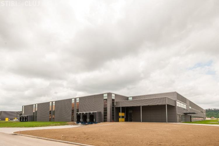 Bosch inaugurează fabrica de la Blaj, județul Alba - Imagini cu noua uzină de 50 de milioane de euro - FOTO