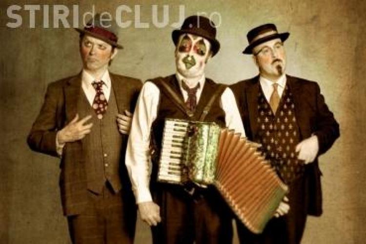 TIFF 2013: The Tiger Lillies susțin un concert la Continental, luni seara