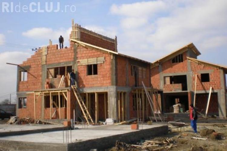 Construcția unei case în România e mai costisitoare decât în cele mai multe țări din Europa