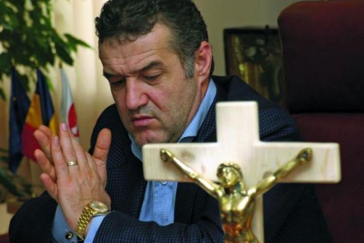 Gigi Becali, CONDAMNAT în DOSARUL VALIZA la 3 ANI de ÎNCHISOARE cu EXECUTARE