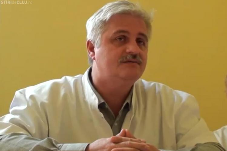 Vasile Grumaz, directorul Spitalului Turda: Politicienii să ne lase în pace, pentru că noi ținem electoratul sănătos - VIDEO