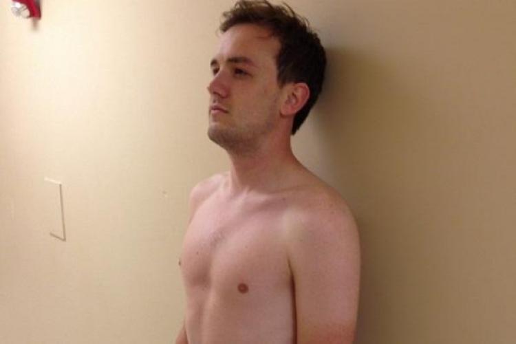IMAGINEA ZILEI: Cum a reușit un bărbat șă își șocheze prietenii FOTO