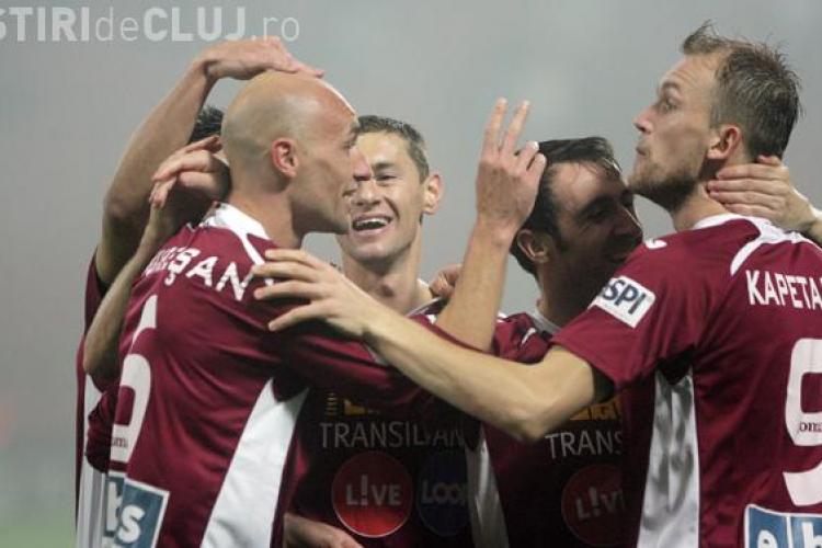 Un jucător emblematic al CFR Cluj vrea să plece: E un sezon RATAT!