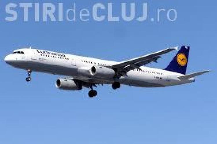 Lufthansa amenintă ca pleacă de la Cluj din cauza pistei deplorabile de la aeroport - VIDEO