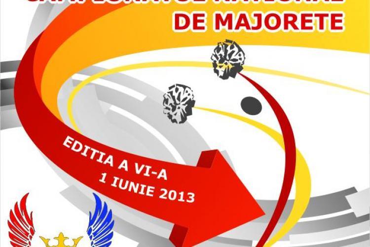 Clujencele au dominat Campionatul Național de Majorete