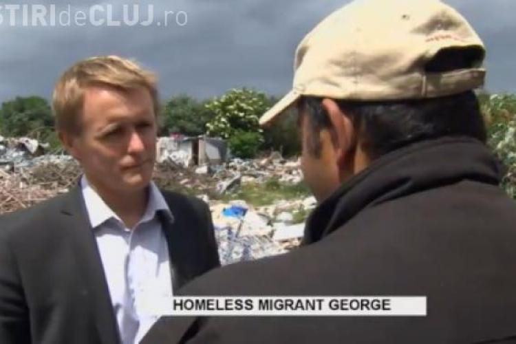 Britanicii îi folosesc pe români pentru a descuraja imigranții VIDEO