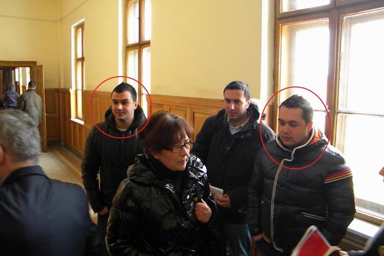 """Condamnare în dosarul """"Jaf la BT! Bogdan Baciu și Andrei Hossu, condamnați la câte 10 ani de închisoare cu executare"""