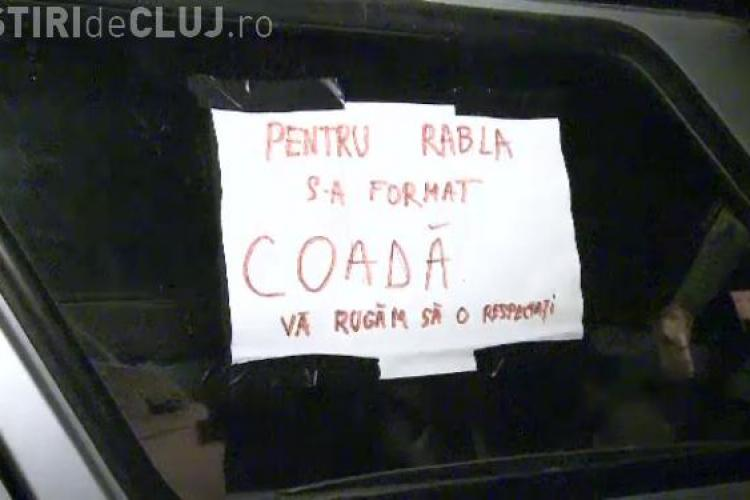 RABLA 2013. La Cluj-Napoca s-au furat piese din mașinile lăsate la REMAT