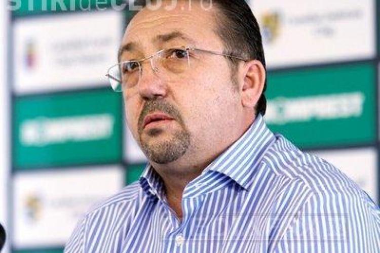 """Walter și-a dat demisia de la Petrolul: """"Nu vreau să ajung ca și Copos"""""""