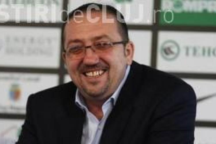 Fanii U Cluj au ajuns să creadă că Walter e bun pentru echipă. Citeşte postul de pe Facebook