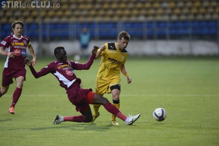 CFR Cluj l-a vândut şi pe Bakary Sare lui Dinamo Zagreb