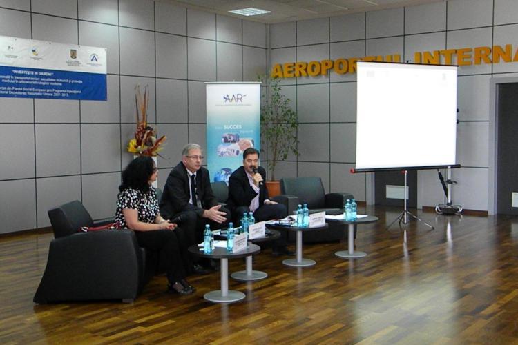 631 de angajaţi din aeroporturile din România au urmat cursuri de formare profesională