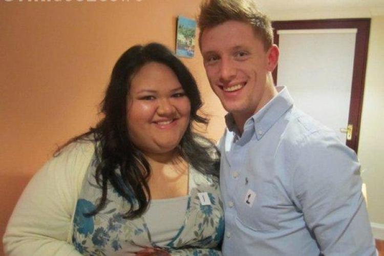 """""""E orb?"""" - Mesajul primit de o tânără supraponderală după ce a postat poze cu noul iubit"""