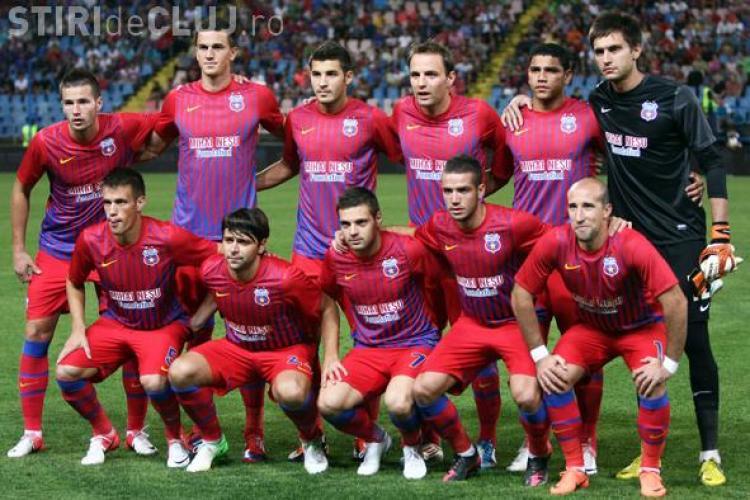 Steaua JOACĂ ÎN CHAMPIONS LEAGUE - E OFICIAL