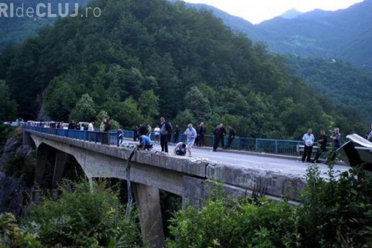 ACCIDENT MUNTENEGRU. Unul dintre șoferi este angajat la Poliţia Capitalei