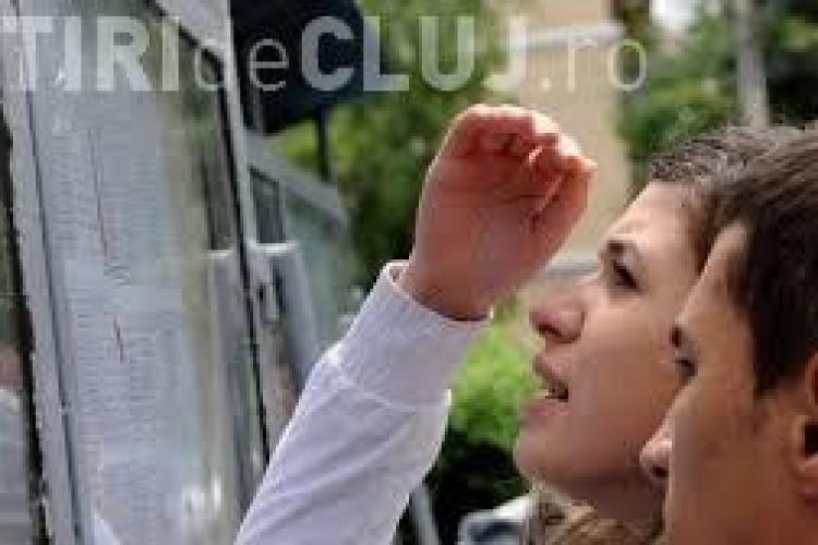 CLUJ - REZULTATE BACALAUREAT 2013: Consultă AICI notele