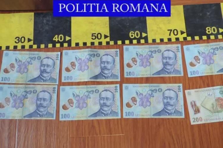 Hoți de la bancomate, prinși de polițiștii din Cluj - VIDEO