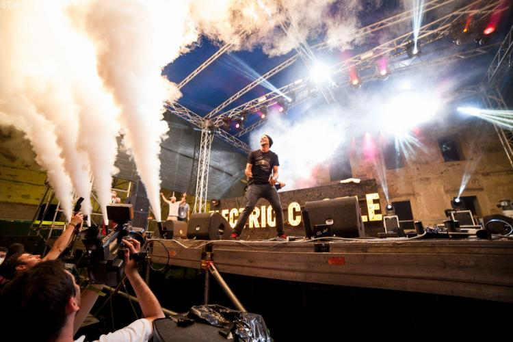 Cifre impresionante la Electric Castle: 32.000 de fani au participat la eveniment - FOTO