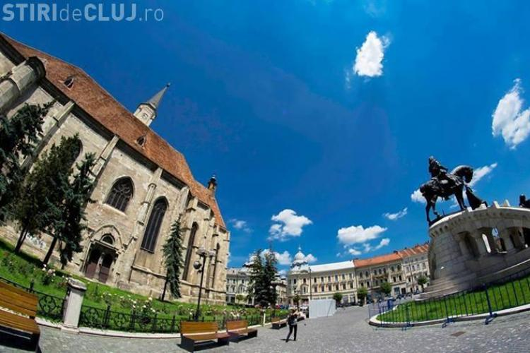 Străzile din Cluj-Napoca unde cablurile aeriene vor fi mutate în subteran