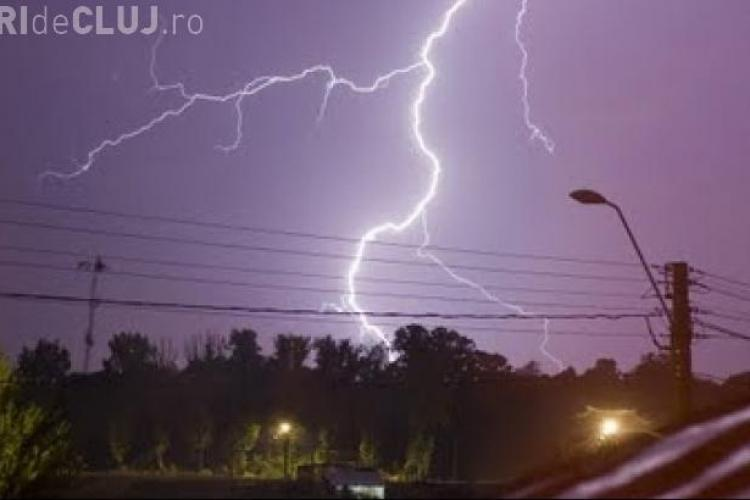 PROGNOZA METEO PE WEEKEND: Ploi în toată țara